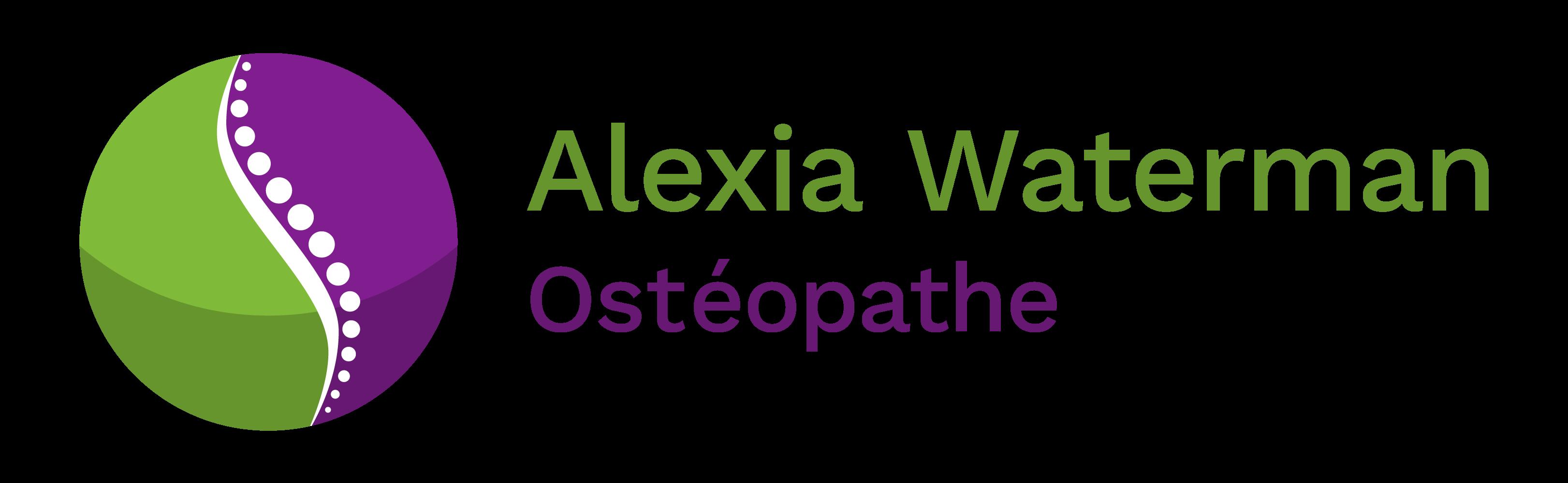 Alexia Waterman Ostéopathe